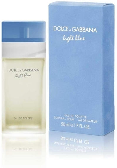 Dolce & Gabbana Light Blue 50ml EDTS
