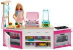 OTTO'S Barbie Cooking & Baking Deluxe Coffret Cuisine à Modeler avec Poupée -