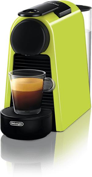 Nespresso Kaffeemaschine Essenza Mini Lime Green EN 85 L