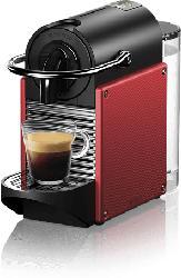 Nespresso Kaffeemaschine Pixie EN 124 R Electric Carmine Red