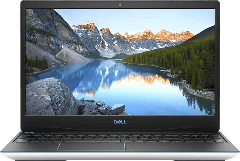 DELL G3 3590, Notebook mit 15.6 Zoll Display, 9th gen Intel® Core™ i7 Prozessor, 16 GB RAM, 1000 GB HDD, 256 GB SSD, NVIDIA® GeForce® GTX 1660 Ti, Schwarz, Blau, Weiß