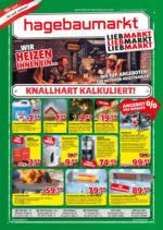 Hagebau Lieb Markt Flugblatt - gültig bis 21.11.