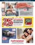 Hofmeister Aktuelle Angebote - bis 10.11.2020