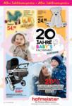 Hofmeister Baby's Fachmarkt Spezial - bis 08.12.2020
