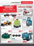 bauSpezi Baumarkt Angebote von LINZMEIER - bis 09.12.2020
