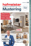 Hofmeister Musterring Angebote - bis 26.01.2021