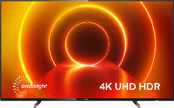 PHILIPS 70PUS7805/12 LED TV (Flat, 70 Zoll/178 cm, UHD 4K, SMART TV, Ambilight, Saphi Smart TV)