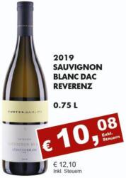2019 Sauvignon Blanc DAC Reverenz