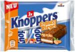 BILLA Storck Knoppers Erdnuss Riegel 3er
