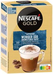 Nescafé Gold Cappuccino weniger süß