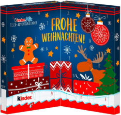 Kinder Tisch Adventkalender