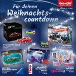 Erwin Johannsen Kaufhaus GmbH E-Flyer Weihnachtscountdown - bis 21.11.2020