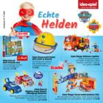 Erwin Johannsen Kaufhaus GmbH E-Flyer Echte Helden - bis 21.11.2020