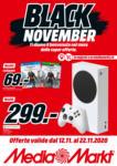 MediaMarkt BlackNovember - bis 22.11.2020