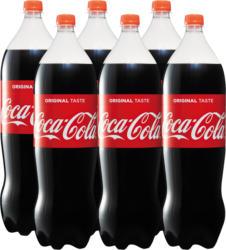 Coca-Cola Classic, 6 x 2 Liter
