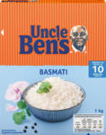 Denner Uncle Ben's Reis, Basmati, 1 kg - bis 08.03.2021