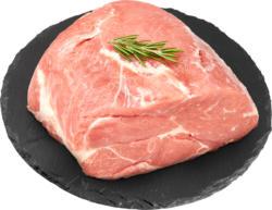 Denner Schweinshals XXL, am Stück, Schweiz, ca. 1,2 kg, per kg