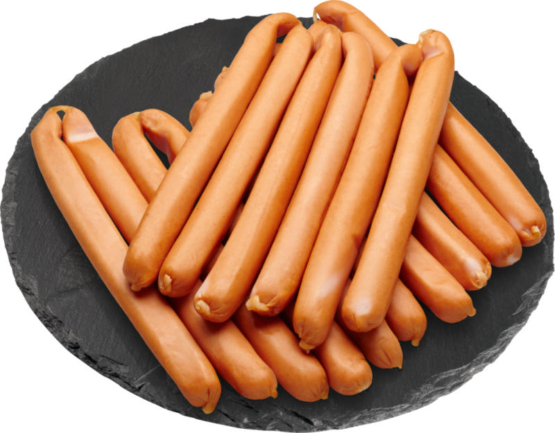 Salsicce per hot dog Denner, 16 x 50 g