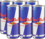 Denner Red Bull Energy Drink, 6 x 25 cl - bis 23.11.2020