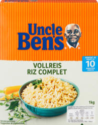 Riso integrale Uncle Ben's, 1 kg