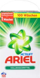 Ariel Waschpulver , Regular, 100 Waschgänge, 6,5 kg