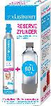 MediaMarkt SODASTREAM 1053000490 Reservepack (Kohlensäure-Zylinder 60L + PET-Flasche)