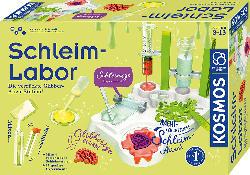 KOSMOS Schleim-Labor Experimentierkasten, Mehrfarbig