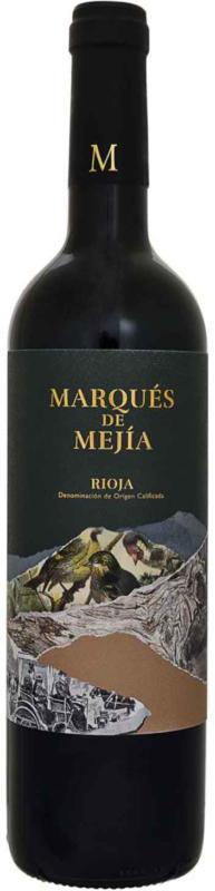 Marques de Mejia Gran Reserva 75 cl - 6 pezzi