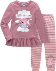 Peppa Pig Schlafanzug mit Volant
