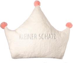 Großes Kissen in Kronenform (Nur online)