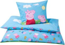 Peppa Pig Bettwäsche mit Wendemotiv