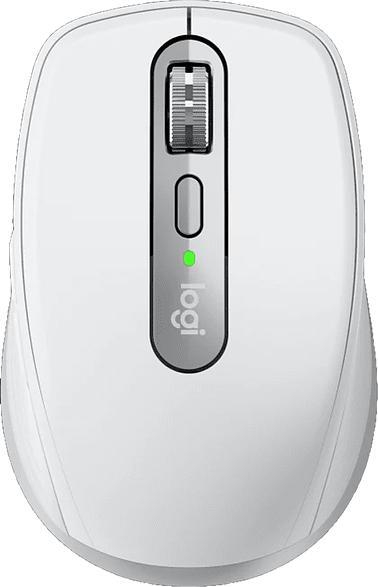 Maus MX Anywhere 3 für Mac, Bluetooth, Pale Grey (910-005991)