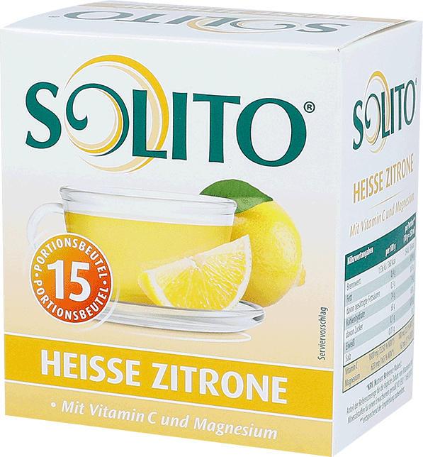 Hei�e Zitrone