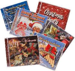 CD Weihnachtlieder