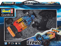 REVELL RC BUGGY TYPHO R/C Spielzeugauto, Mehrfarbig