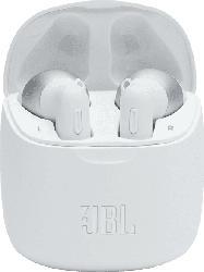 JBL Tune 225 TWS , In-ear True Wireless Kopfhörer Bluetooth Weiß