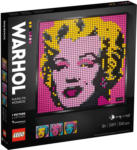OTTO'S Lego Art Set Andy Warhol's Marilyn Monroe (31197) -