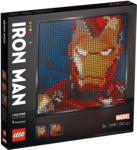 OTTO'S Lego Art Set Marvel Studios Iron Man (31199) -
