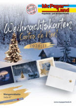 Weihnachtskarten 2020/21