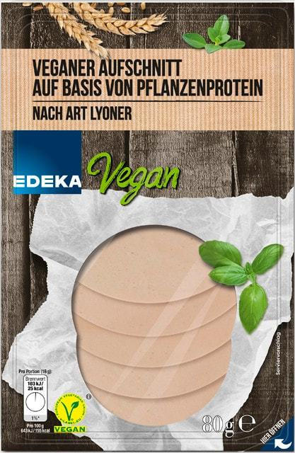 EDEKA Vegan Aufschnitt