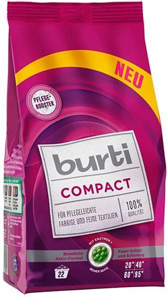 Burti Feinwaschmittel compact