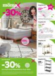 mömax Hirschaid - 30% bei Kauf eines Möbelstücks Ihrer Wahl - bis 28.11.2020