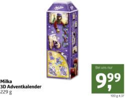 Milka 3D Adventkalender