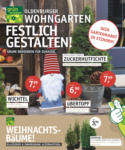 OLDENBURGER WOHNGARTEN GmbH & Co. KG Festlich gestalten! - bis 24.11.2020