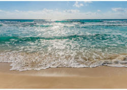 "Papier-Fototapete ""Seaside"", 8-teilig, 368x254cm"