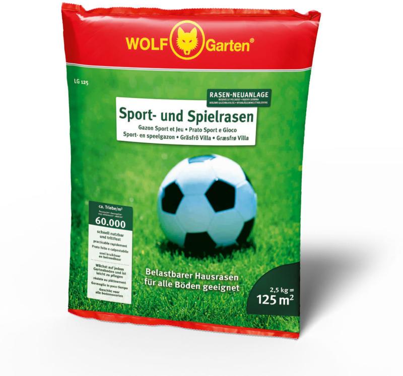 """Sport- und Spielrasen """"LG 125"""", 2,5 kg"""