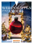 Migros Neuchâtel-Fribourg Weihnachten - bis 30.11.2020