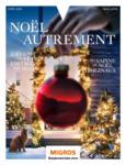 Migros Neuchâtel-Fribourg Noël - bis 30.11.2020