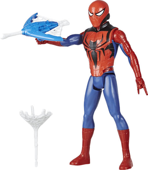 HASBRO Spider-Man Action-Figur  Action-Figur , Rot/Blau