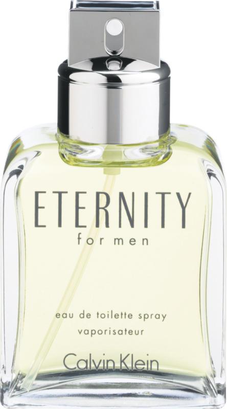 Calvin Klein, Eternity for Men, Eau de Toilette, Vapo, 100 ml